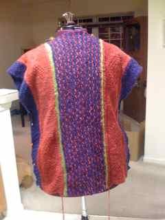 Manos Kimono front