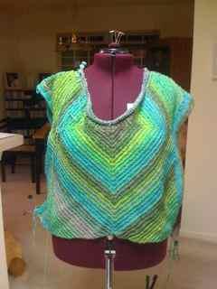 Heartbeat Sweater on Twiggy