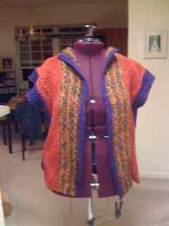 Manos Kimono back