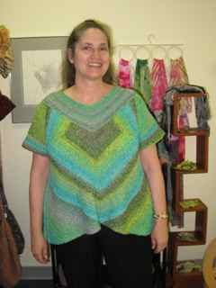Heartbeat Sweater Front view