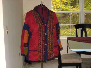 Kimono Jacket Finished