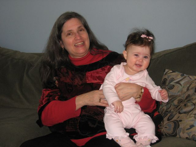 Paige and gramma