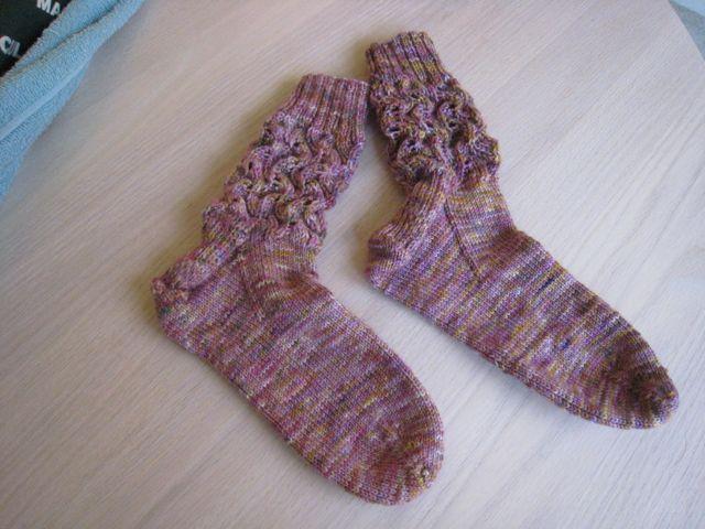 Tipsy Turvy socks