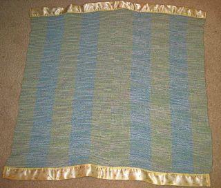 Woven Blanket for Maura 3