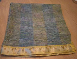 Woven blanket for Maura 2