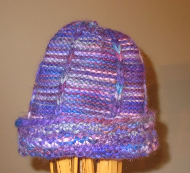 Inside out hat
