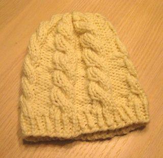Jenna's Malabrigo Hat