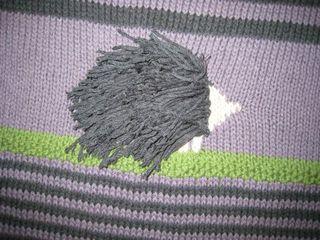 Porcupine closeup