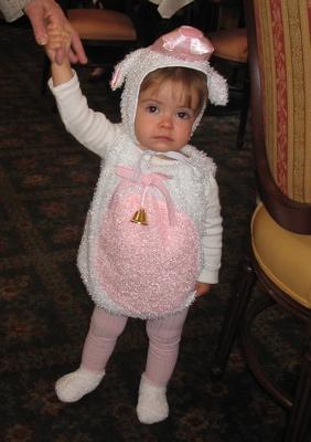 Abby_was_a_little_lamb