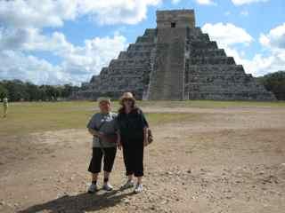 Yucatan_at_chichen_itza